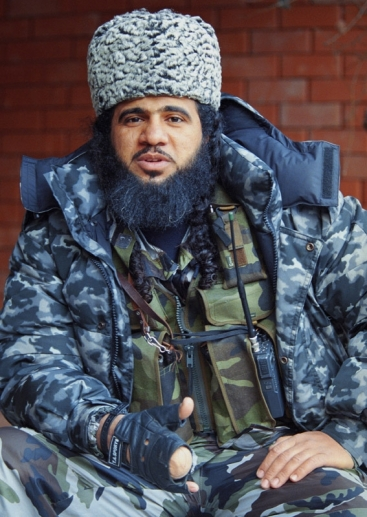 Ibn al-Khattab, Saudi general who participated in the second CChechen war. He trained Chechens and also introduced radical Islam.