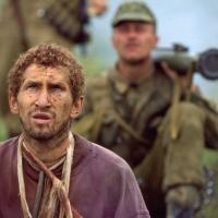 War photographer in Chechnya
