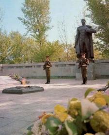 Grozny before war Chechnya memorial North Caucasus