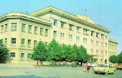Grozny before war Chechnya North Caucasus 2