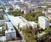 Grozny before war Chechnya North Caucasus77
