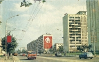 old Grozny before war Chechnya