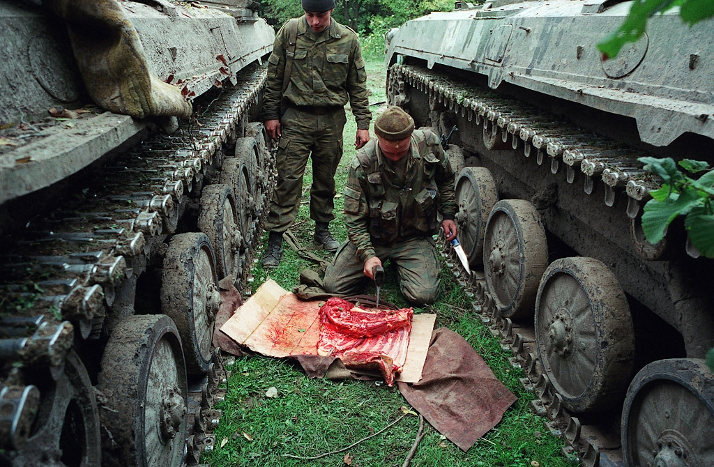 russian chechen war