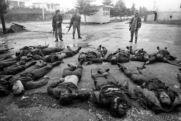 War in Abkhazia. 1992 victims Georgians genocide