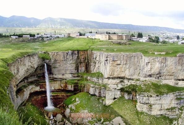 Khunzakh Avar Khanate Dagestan North Caucasus mountains