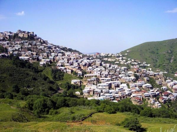 Kubachi village