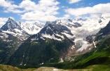 Main Caucasian ridge Dombay Karachay-Cherkessia Sochi Olympics 2014