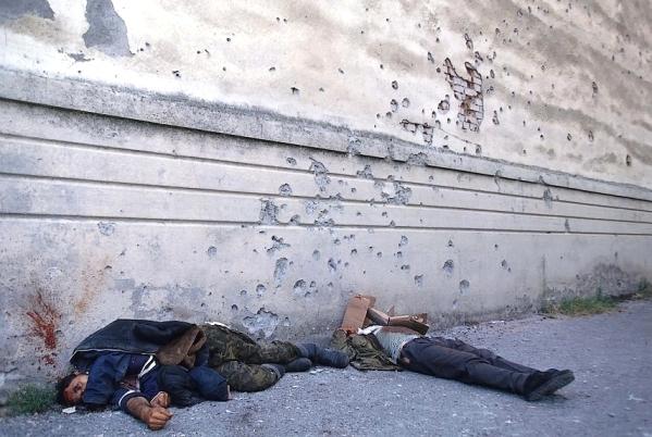 Russia Georgia war Abkhazia Sukhumi massacre genocide North Caucasus conflict