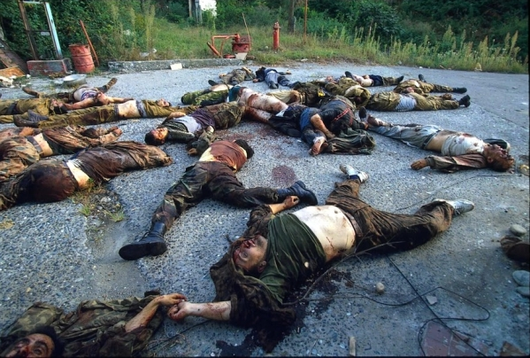 Russia Georgia war Abkhazia Sukhumi massacre genocide North Caucasus conflicts