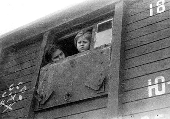 Stalin Deportations Siberia central Asia