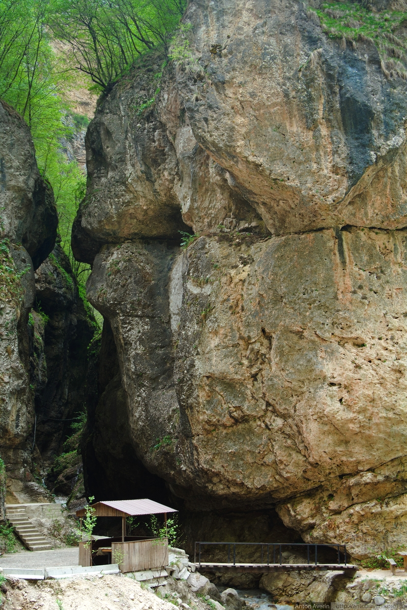 Chegem Gorge: attractions, photos. Where is the Chegem gorge 44