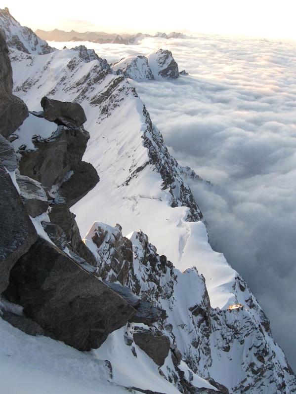 Caucasus mountains Mizhirgi Bezengi kabardino-Balkaria North Caucasus 1