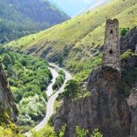 Caucasus culture - Vainakh architecture
