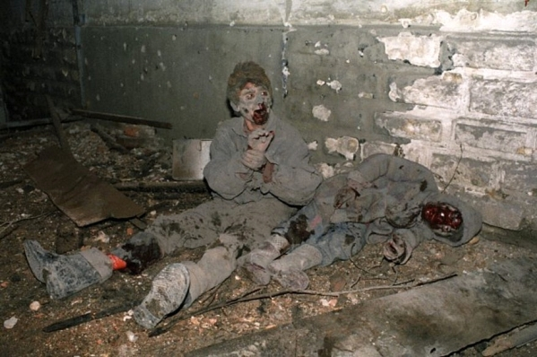 chechnya russia war chechen children north caucasus chechen rebels