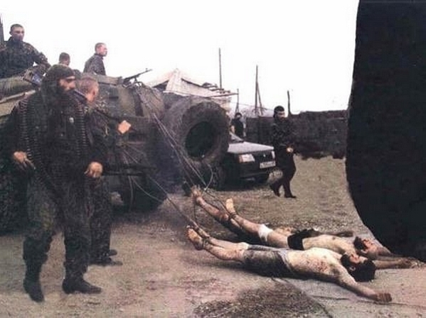 chechnya russia war chechen men civilian victims north caucasus people chechen rebels
