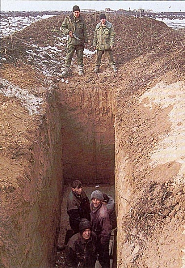 chechnya russia war chechen men north caucasus chechen rebels