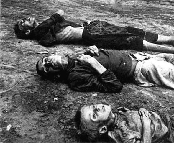 Famine Russia Ukraine North Caucasus genocide 1