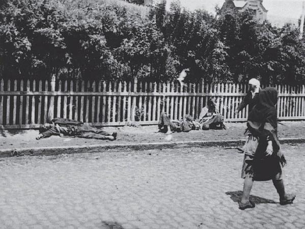 Famine Russia Ukraine North Caucasus genocide 2