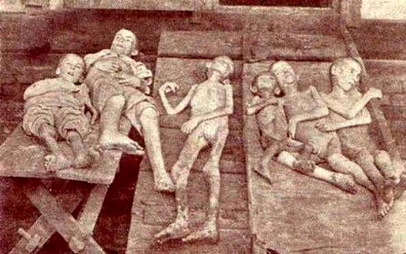 Famine Russia Ukraine North Caucasus genocide 7