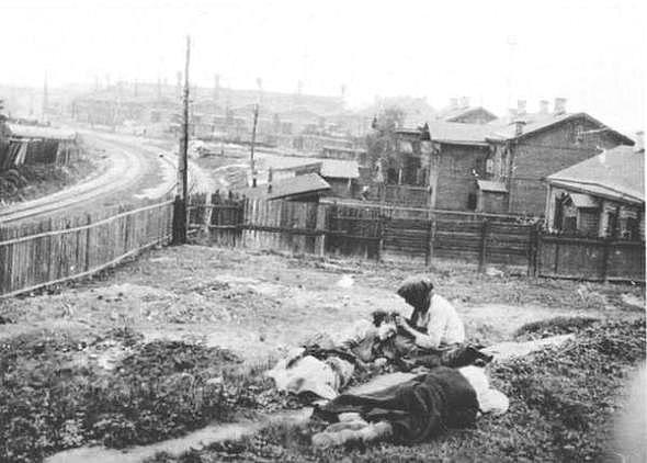 Famine Russia Ukraine North Caucasus genocide