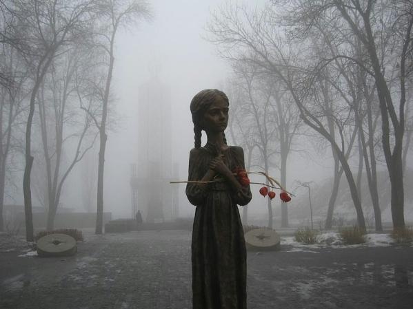 Holodomor memorial