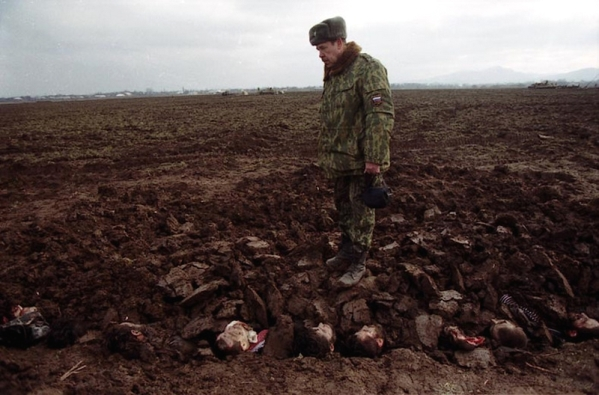 North Caucasus Russia Chechnya war crimes atrocities russian soldiers chechen rebels Caucasus people insurgency