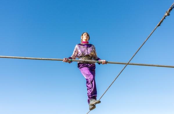 Tsovkra rope walkers Dagestan women Caucasus people 4