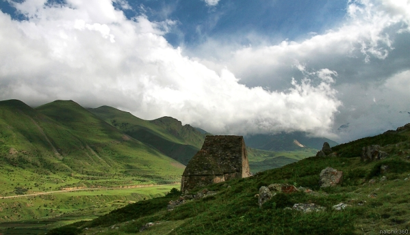 Caucasus mountains Eltyubyu Chegem valley North Caucasus 1
