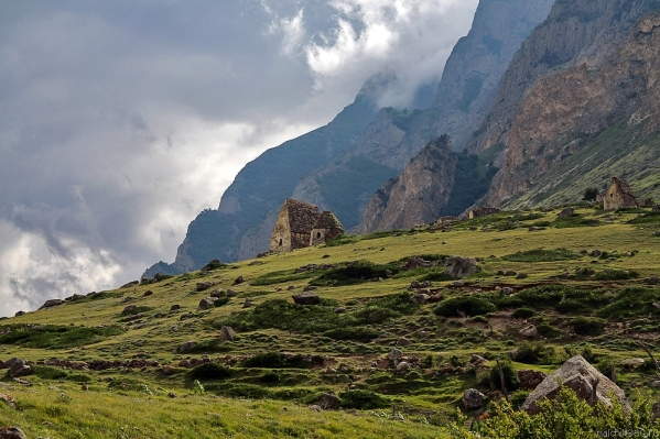 Caucasus mountains Eltyubyu Chegem valley North Caucasus 2