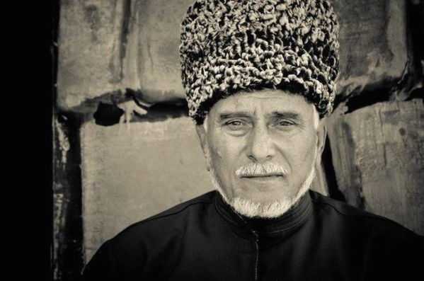 Chechnya chechen men Caucasus people nakh