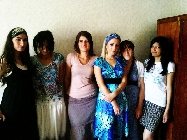 chechnya chechen women girls chechnya caucasus people chechens