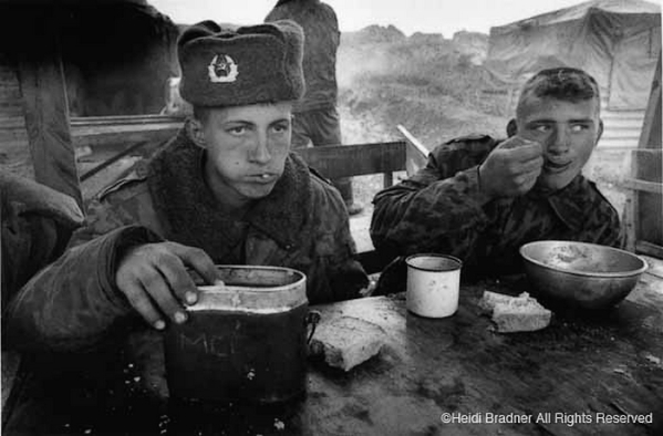 Chechnya Grozny Russian soldier boys North Caucasus wars
