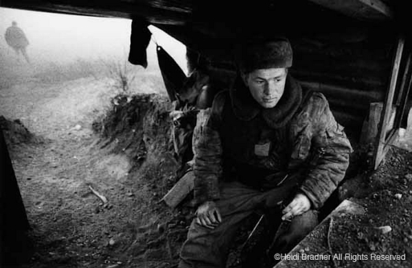 Chechnya Grozny Russian soldier boys North Caucasus