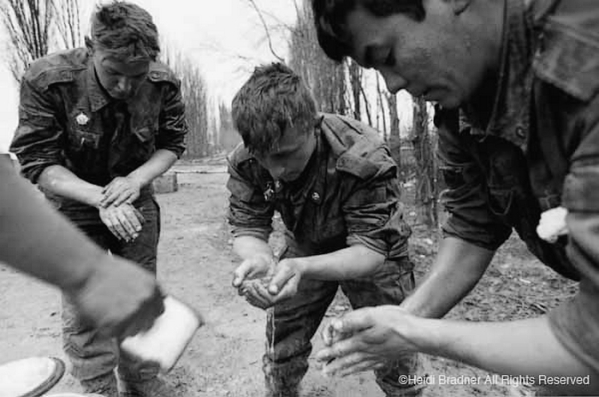 Chechnya Grozny Russian soldiers boys North Caucasus