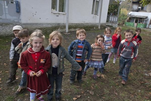 Children of Pankisi