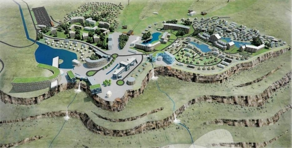 Dagestan Matlas resort project North Caucasus mountains