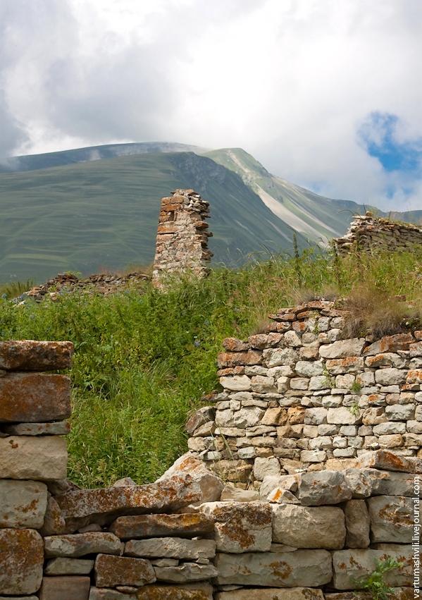 Makazhoy Nakh people Cheberloy clan Chechnya Kazenoyam 1