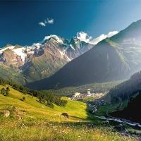 About Caucasus