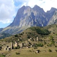 Egikal - Nakh settlements of Assa gorge (Ingushetia)