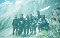 North Caucasus Roddy Scott last photos chechen rebels militants