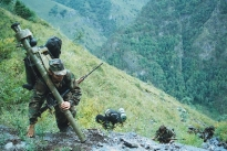 North Caucasus Roddy Scott last pictures chechen rebels militants 8