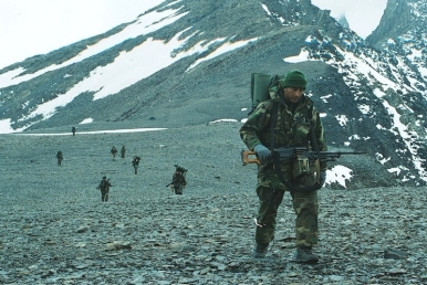 North Caucasus Roddy Scott last pictures chechen rebels militants Caucasus mountains 7
