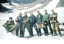 Roddy Scott last pictures chechen rebels Caucasus