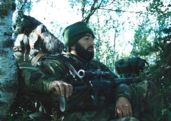 Roddy Scott last pictures chechen rebels militants 6