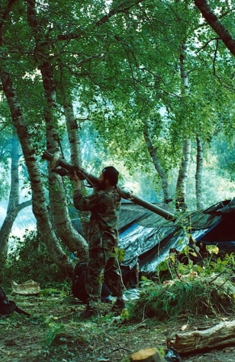Roddy Scott last pictures chechen rebels militants 9
