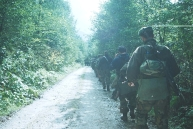 Roddy Scott last pictures chechen rebels militants Caucasus mountains 1