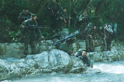 Roddy Scott last pictures chechen rebels militants Caucasus mountains