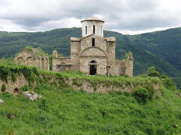 Sentinsky church North Caucasus christian