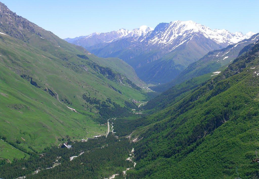 biggest mountains   North Caucasus Land