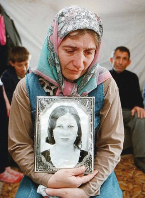 elza kungaeva's mother chechen girl murdered